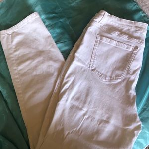 Charter Club Jeans - WOMANS White Jeans-16